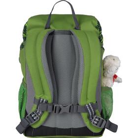 Deuter Schmusebär Plecak Dzieci 8l zielony